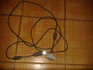 Se Vende Cable De Carga Y Juega Para Xbox 360 Oferta