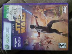 Se Vende Juego Original Star Wars Kinect Para Box 360 Oferta