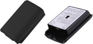 Tapa Para Baterias Del Control De Xbox 360 Negras