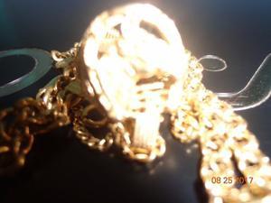 Vendo Tres Cadenas Y Un Anillo De Oro De 18 Kilates Gamos 17