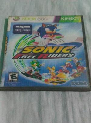 Video Juego Para Xbox 360, Producto Con Muy Poco Uso