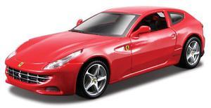 Juguete Carro Burago Ferrari Ff Kit Armable Escala 1/32