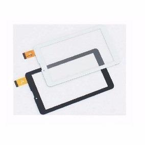 Mica Tactil De Tablet Telefono 3g 7 Pulgadas Blanca Y Negra