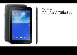 Samsung Galaxy Tab 3 Lite Como Nueva Poco Uso