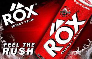 Bebidas Energeticas Rox Energy