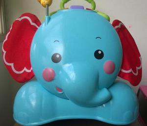 Carro De Niño Elefante