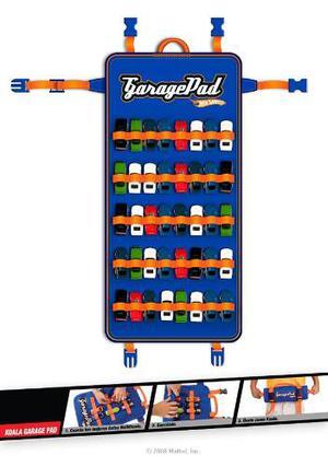 Koala Porta 15 Carrito Hotwheels Garage Pad