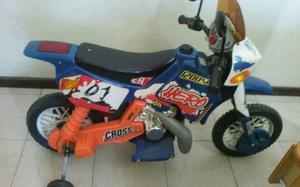 Moto Para Niño Casi Nuevo