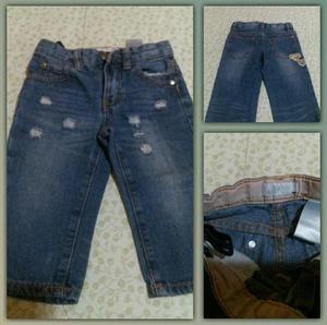 Pantalon Jeans Epk Talla 23 Meses