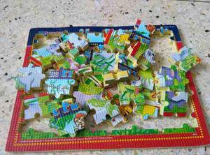 Rompecabeza Infantil De Foami Puzzles