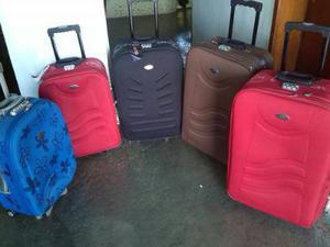 Juego De Maletas De Viaje Medianas (2 Unidades) En Oferta