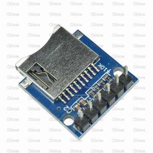 Modulo Shield Lector Memoria Micro Sd Arduino Arm Avr