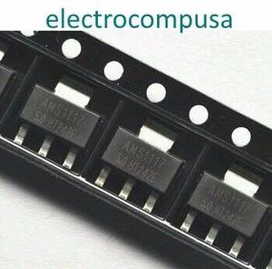 Regulador De Voltaje Para Arduino Ams (para 3.3v Y 5v)