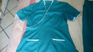 Uniforme Médico Enfermera Odontólogo Usado