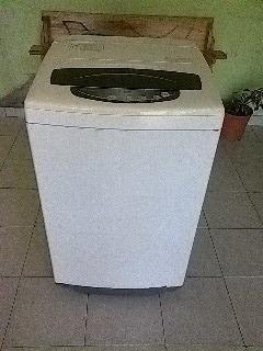 Vendo lavadora Electrolux.