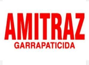Amitraz, Garrapaticida, Insecticida, Acaricida 15 Y 50 Ml