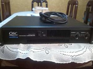 Amplificador Qsc 850 Rmx Como Nuevo