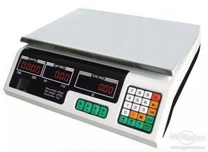 Balanza Peso Digital 40kg - Bateria Recargable