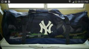 Bolso New York Yankees. Foto Referencial