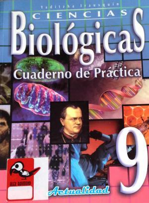 Ciencias Biologicas Libro De Practica 9no. Grado