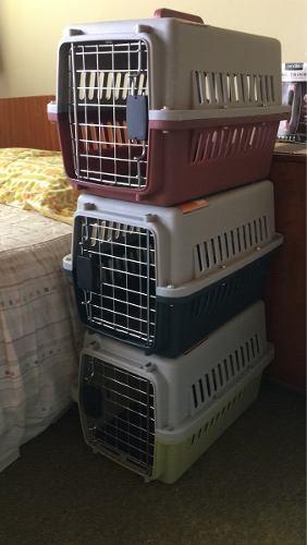 Kennel Para Viajes De Perros O Gatos Aprobado Iata