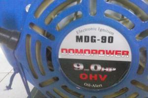 Motobomba Domosa 9hp De 2x2, Alta Presion,nueva