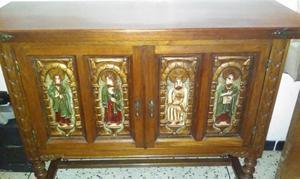 Mueble en Madera Antiguo