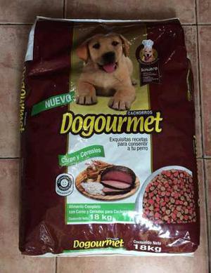 Perrarina Dogourment Cachorros 18k