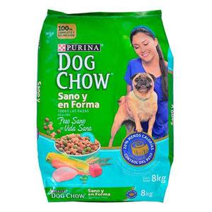 Perrarina Dos Chow 4 Kilos