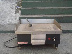 Plancha Electrica Electromaster, Pincho, Arepas, Cachapas.