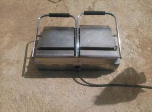 Plancha Electrica Panini Grill Doble Mod Pa24 Rancilio