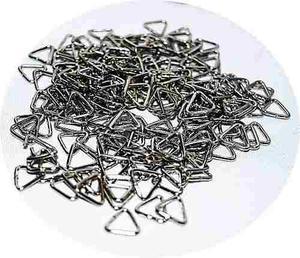 Triangulo Para Llavero Paquete De 50 Unidades