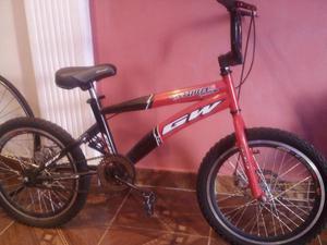 bicicleta frenos de discos