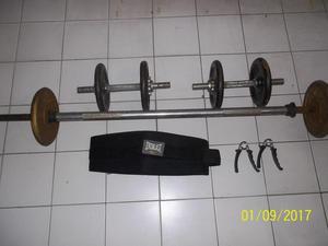 pesas de gym