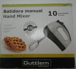 Batidora Manual Guttlem