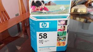 Cartucho Hp 58. Sustituye Al Hp 21 Impresoras Compatibles