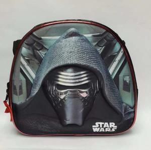 Lonchera Termico 3d Kylo Ren Star Wars 100% Original De Capi