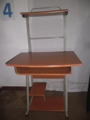 Mesa Para Computadoras Tipo Oficina En Formica