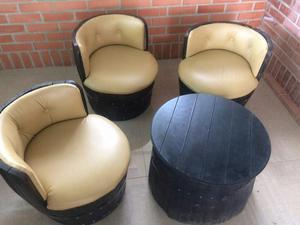 Baba loca barril slime importado posot class for Muebles artesanales