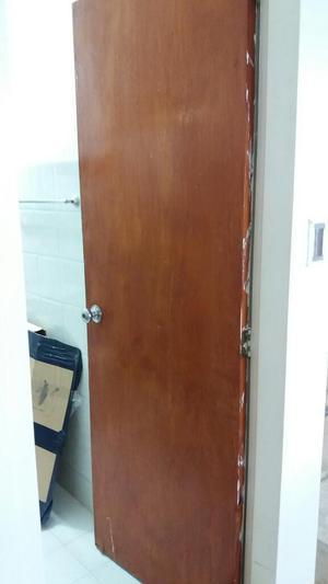 Puerta para cuartos combo 2 puertas por es precio posot for Puertas para habitaciones precios