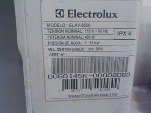 Repuestos Para Lavadoras Electrolux 7kilos Pregunte!
