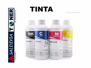 Tinta Para Impresoras Epson L200 L210 L110 L355 L Litro