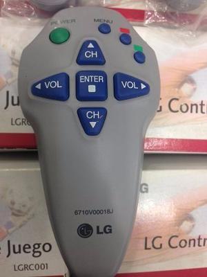 Control De Juego Lg Tv Lcd Original Garantia Tienda Cabudare
