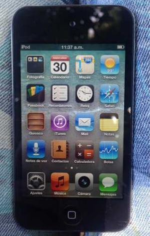 Ipod Touch 16gb Black (4ta Generación)