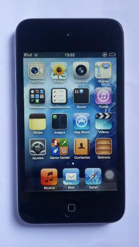 Ipod Touch 4ta Generacion 32 Gb Boton De Bloqueo Dañado