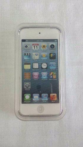 Ipod Touch 5ta Generacion 64 Gb Blanco Pantalla Dañada