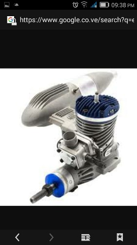 Motor A Gasolina 15cc Evolution (91)