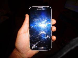Samsung Galaxy S4 GT=i pantalla partida