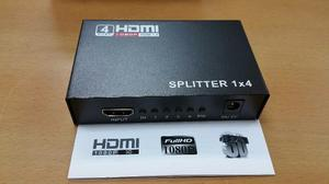 Splitter Hdmi De 1 X 4