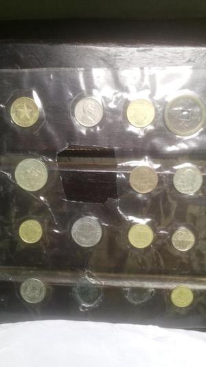 Colección de Monedas de países